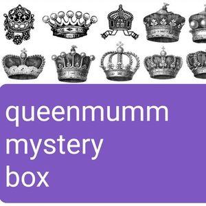 $25 @Queenmumm Mystery Box!
